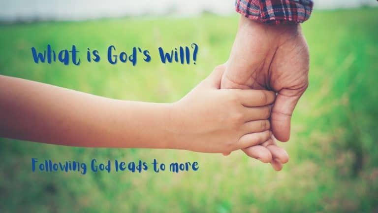 What is God's Will?